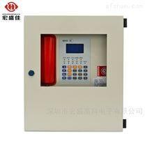 城市综合管廊消防报警系统温感光纤测温主机