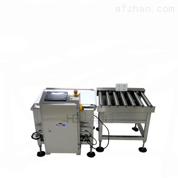 食品重量合格检测机 缺件检测称重剔除机