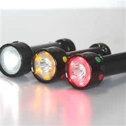 MSL4720三色鐵路信號燈/海洋王電筒