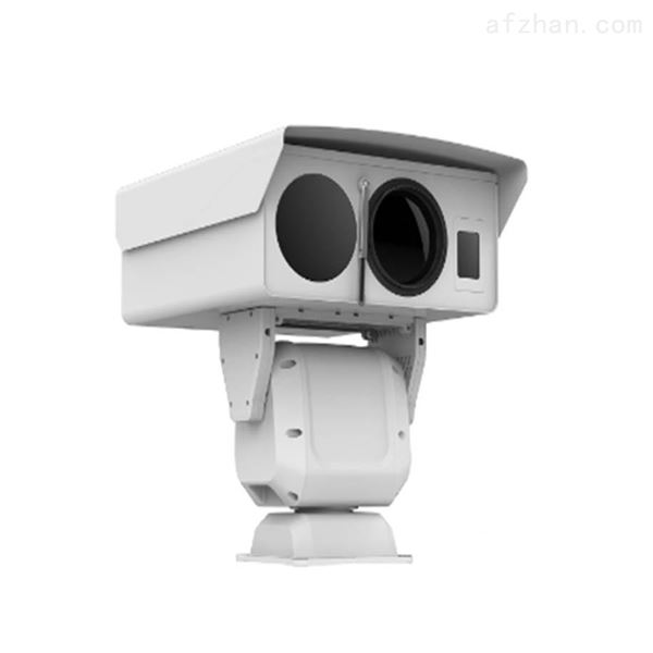海康威视 观测型热成像双光网络云台摄像机