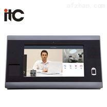 ITC公共广播可视对讲系统主机