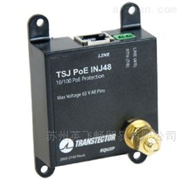 1101-1073Transtector 48V百兆以太网POE+防雷器