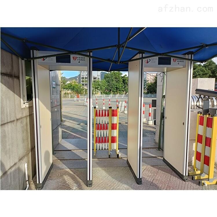 快速检测中考手机安检门