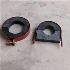 馨跃中央空调保温木托按客户要求定做