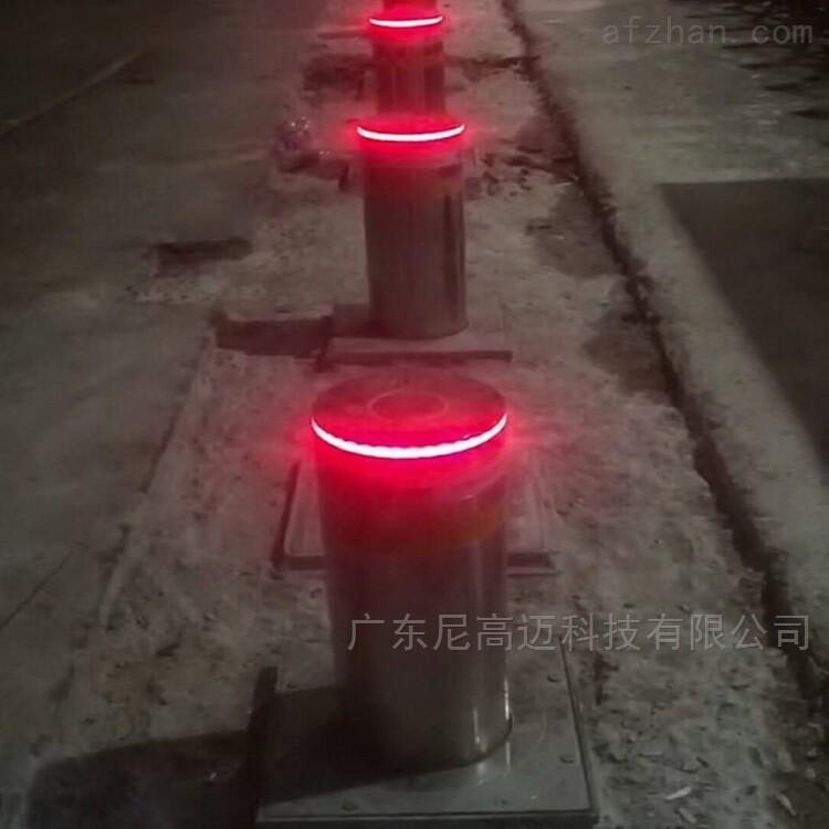液压式不锈钢自动路桩