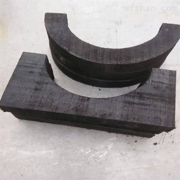 隔冷红松木块有减振和缓冲热膨的作用