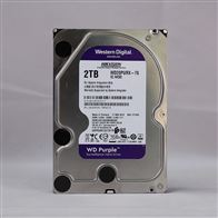 西部数据监控存储WD20PURX,2T硬盘