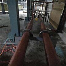 DN100管道木托 大型管道管木托厂家