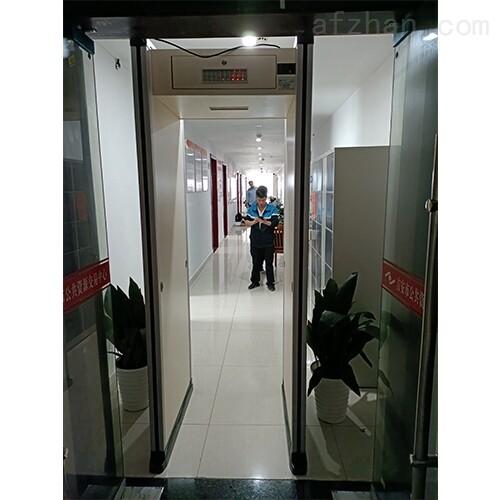 区位报警公共资源交易中心手机检测门