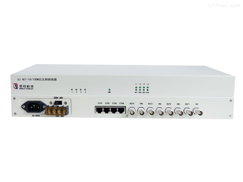4E1以太网转换器