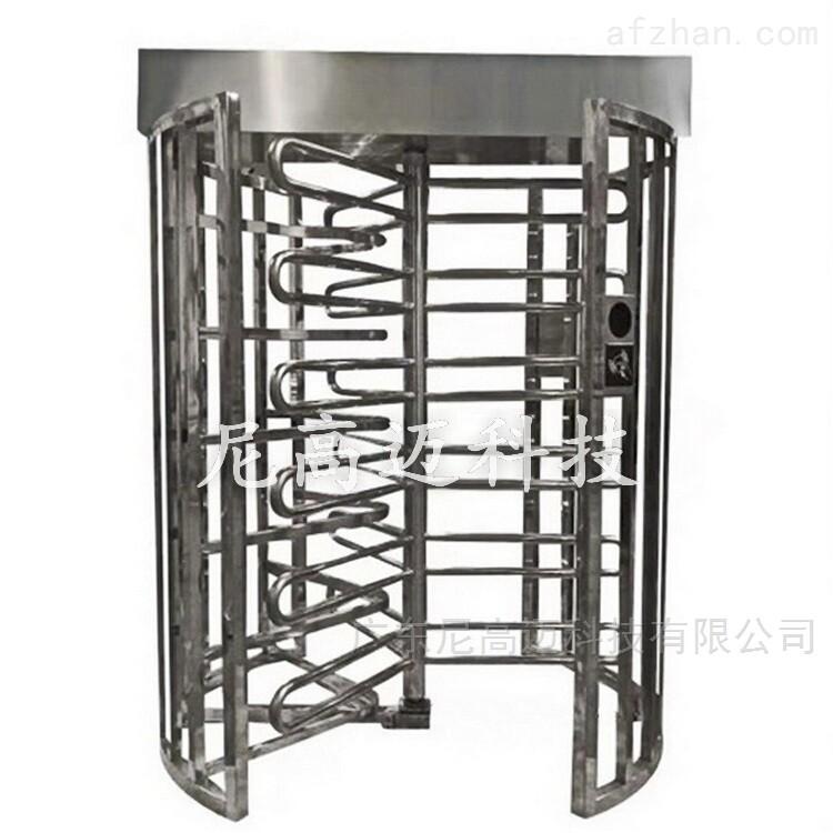 不锈钢全高单向门