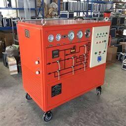 变压器SF6气体抽真空充气新型装置