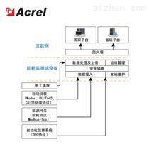 Acrel-5010廣西企業重點能耗數據上傳方法