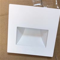 LDJ9494010501HG欧普照明86型红外人体感应LED地脚灯入墙灯