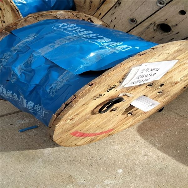 MHYVRP电缆 阻燃蓝色护套