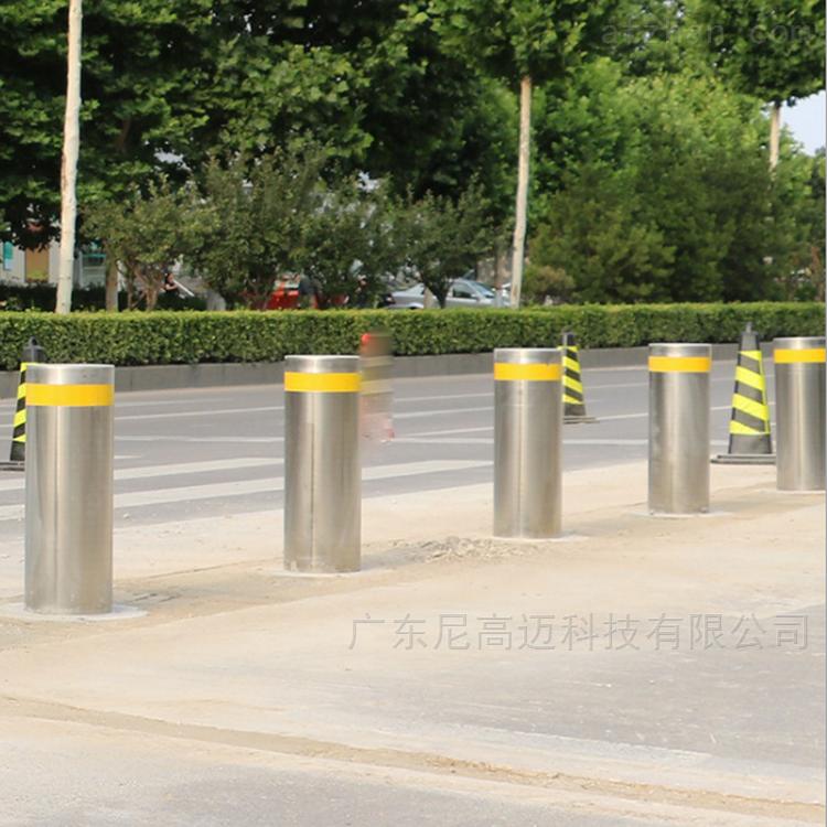 成品阻车桩 警戒升降防撞柱 隔离地埋路障
