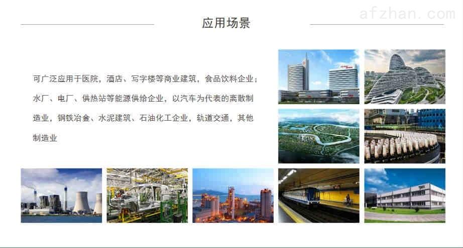 江苏连云港集团企业能耗管控平台能源监管系统