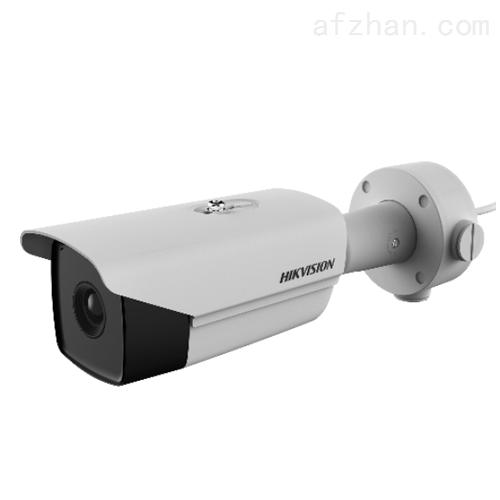 热成像筒型网络摄像机