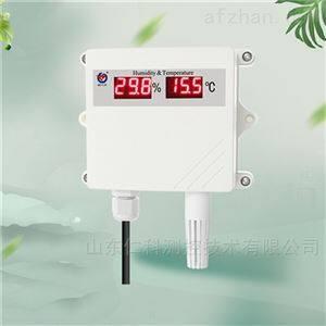 RS-WS-SMG-*壁挂数码管王字壳温湿度传感器 模拟量型