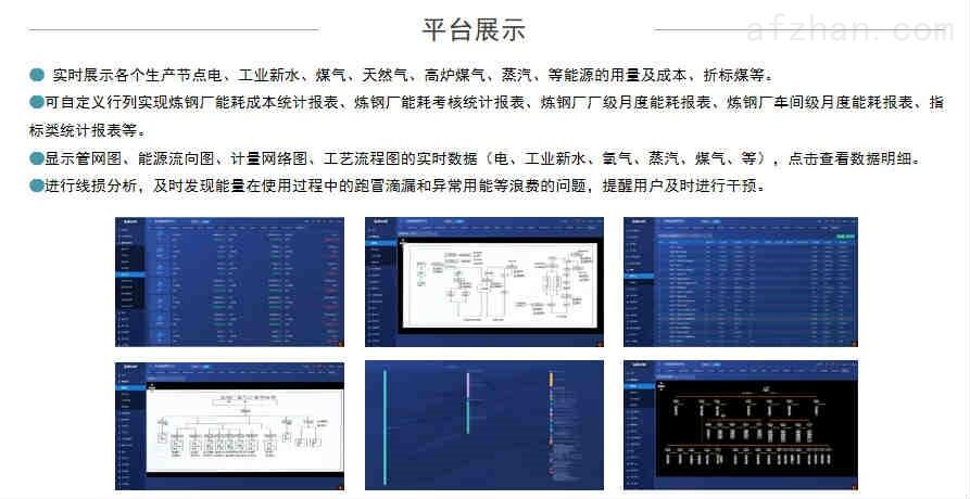 江苏南京企业能源管理系统能源监管系统