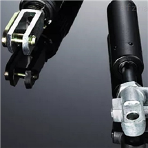EL1SUSPA用于多功能车的气弹簧阻尼器