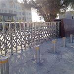 NGM液压全自动电动伸缩立柱 阻车不锈钢路桩
