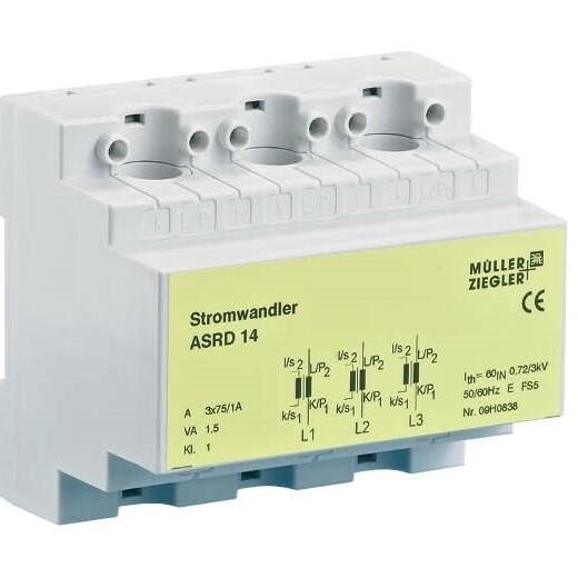 Muller  Ziegler三相电流互感器