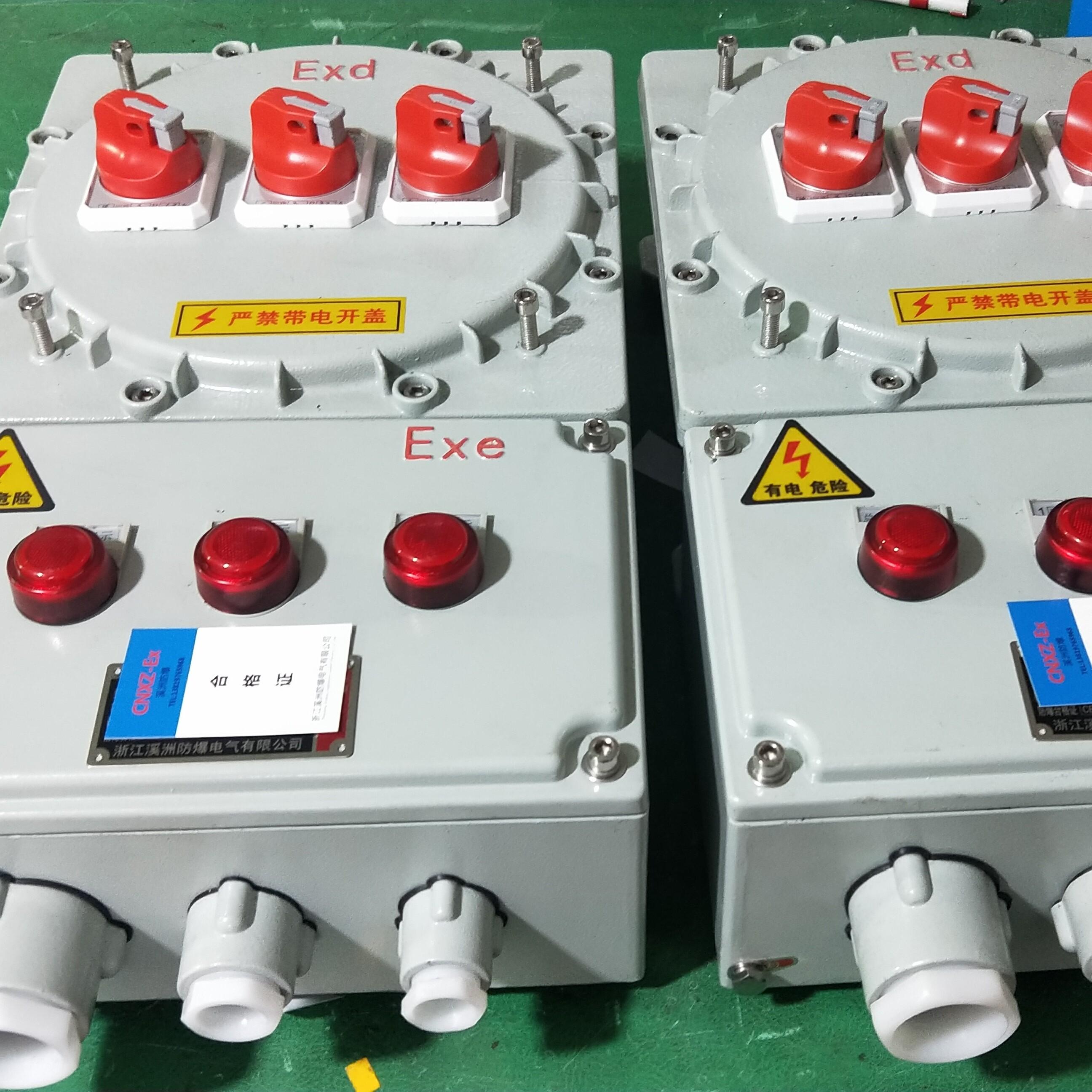 防爆IIC级配电箱