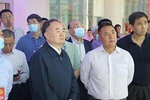 中國工程院院士周濟一行調研佳都科技集團