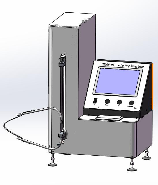 GB11237-TL听诊器耳环弹力测试仪的测试范围