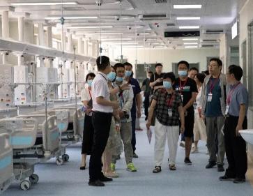 達實安徽省宿州市立醫院新區智慧醫療項目成功驗收