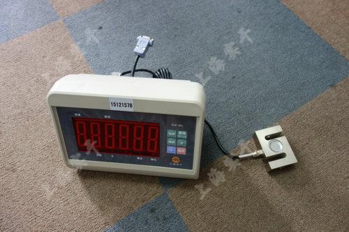 S型传感器数显测力计图片