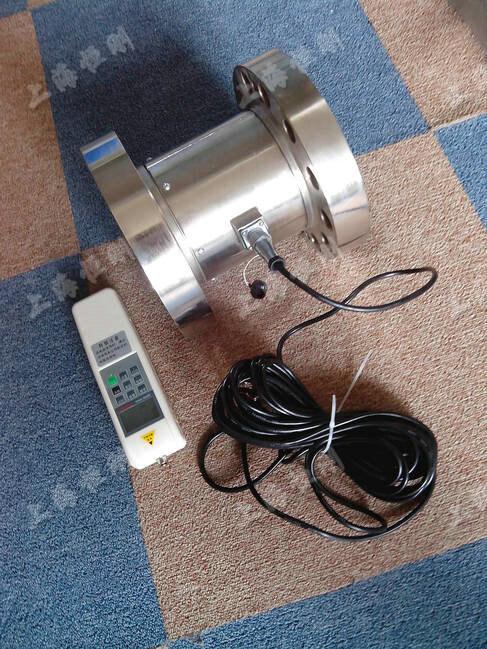 0.5级标准法兰测力仪图片