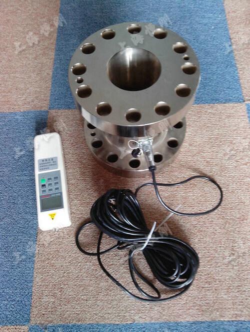 法兰式数显拉压力测试仪图片
