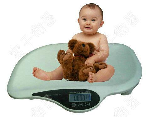 婴幼儿身高体重秤