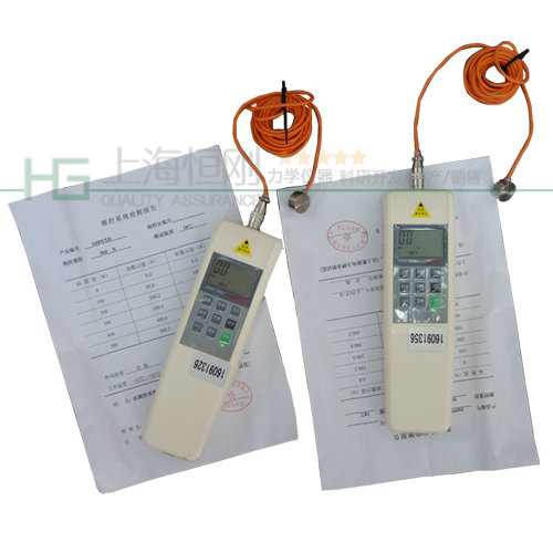 便携式微型拉压力测力计图片