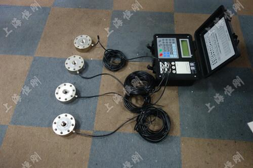 多通道测试推力的仪器图片