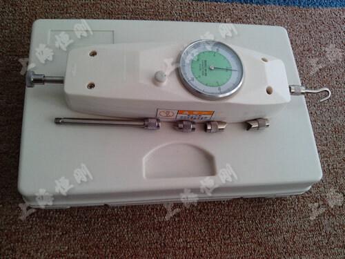 指针测试推力的仪器图片