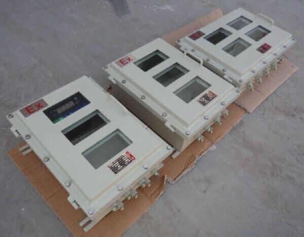 油库计量器防爆测量显示箱