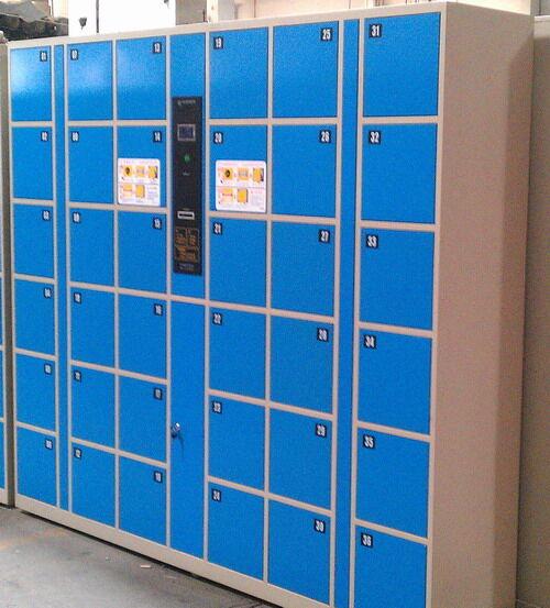 赣州18门自动存包柜