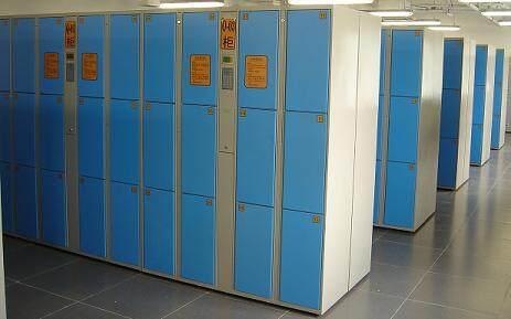 诸暨24门电子储物柜