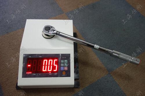 便携式架体检测扭力扳手图片
