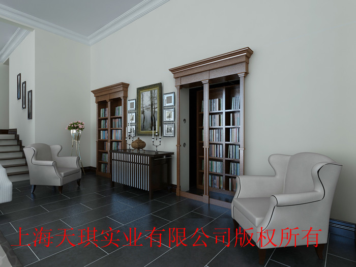 家庭密室門圖片