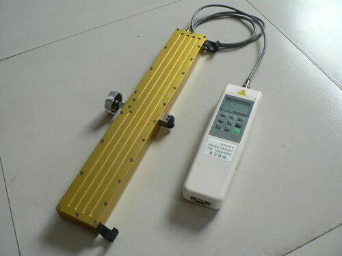 電梯鋼絲繩張力測試儀圖片