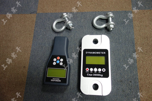 无线拉力传感器测力计图片