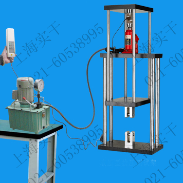 電動液壓型拉壓測試臺圖片