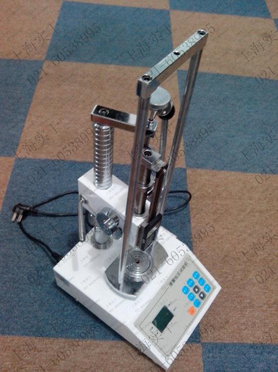 手动弹簧拉压试验机图片