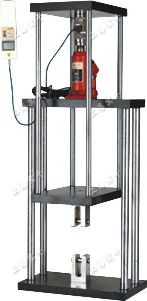 手动液压型拉压测试架
