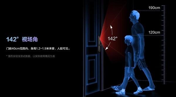 萤石智能视频锁DL20VC测评