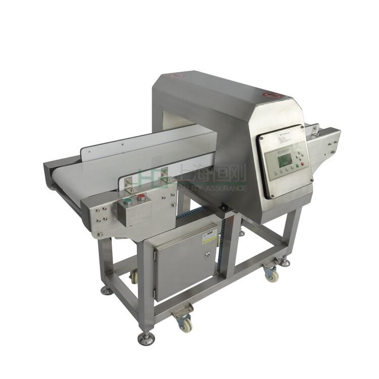 鋁箔金屬檢測機